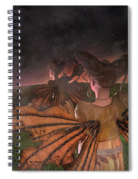 Till I See You Again  Spiral Notebook