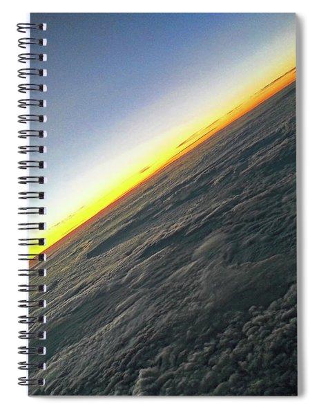 Tilt Horizon Spiral Notebook