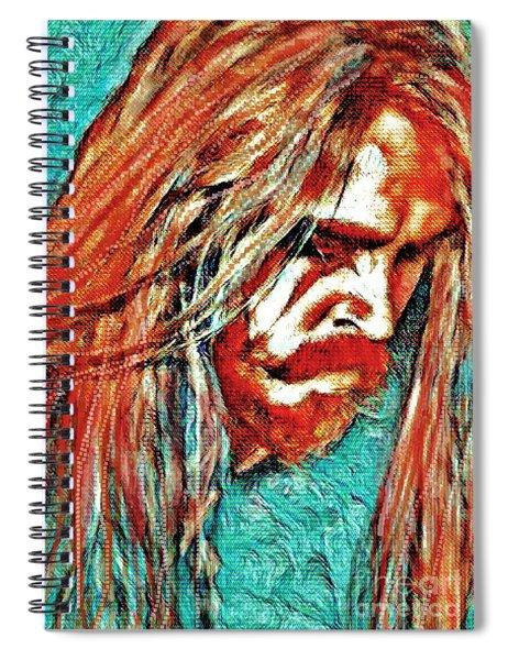 Tim Ohrstrom Spiral Notebook