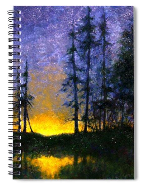 Timberline Spiral Notebook