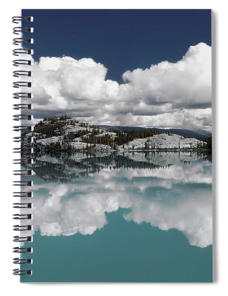 Time For Reflection Spiral Notebook