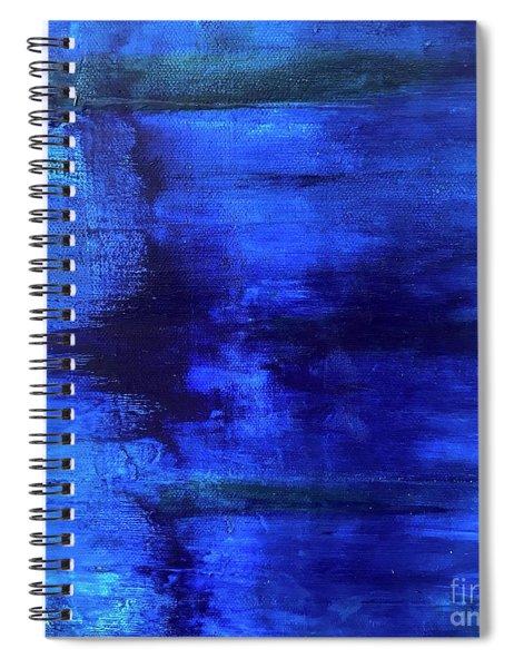 Time Frame Spiral Notebook