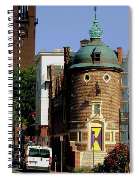 Time To Face The Harvard Lampoon Spiral Notebook