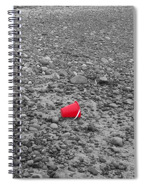 Time To Go Home Spiral Notebook