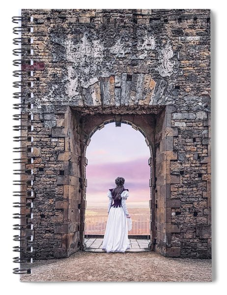 Timeless Dream Spiral Notebook