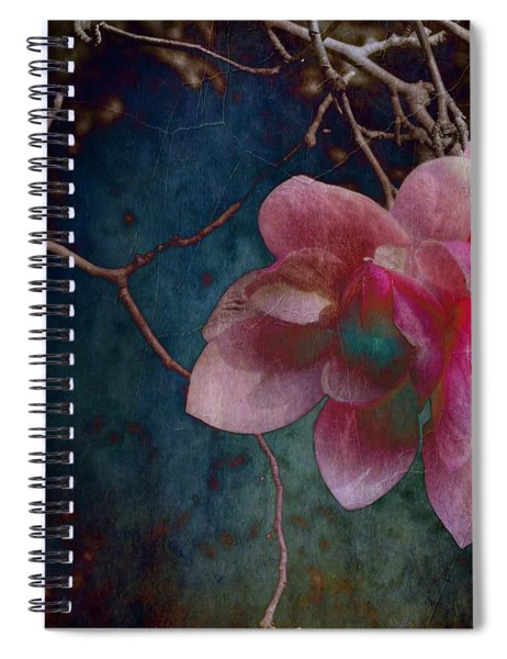 Timeless - Magnolia Blossoms  Spiral Notebook