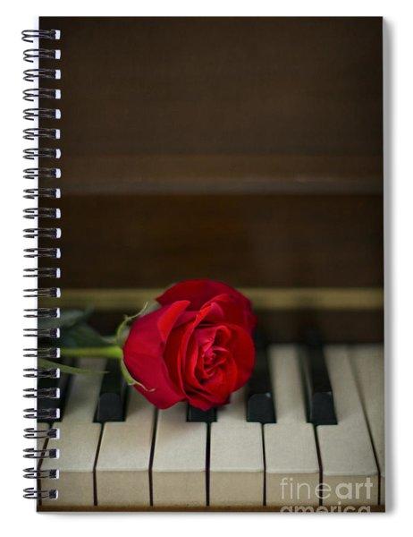 Timeless Melody Spiral Notebook