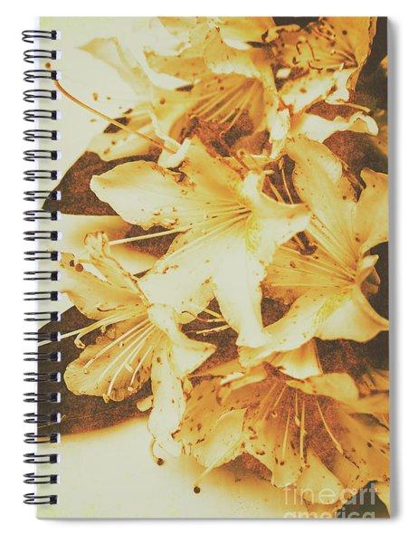 Timeless Romance Spiral Notebook