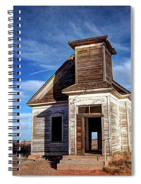 Timeless Spirit II  Spiral Notebook