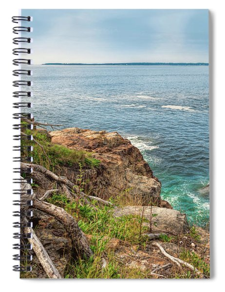 Times And Seasons Spiral Notebook