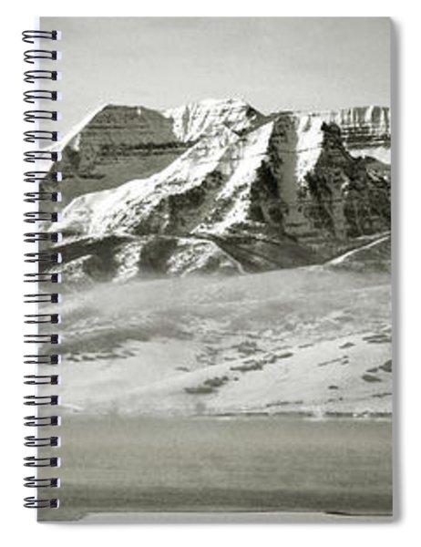 Timp Above Deer Creek Spiral Notebook