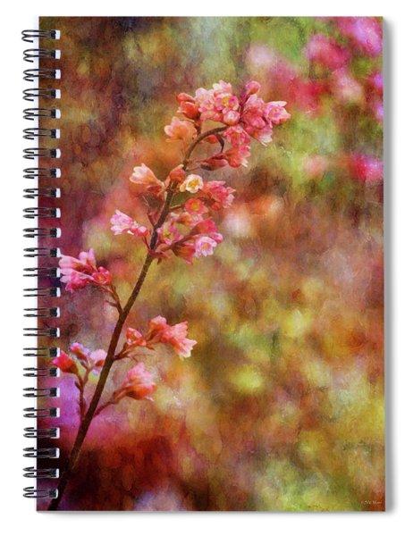Tiny Gems 1345 Idp_2 Spiral Notebook