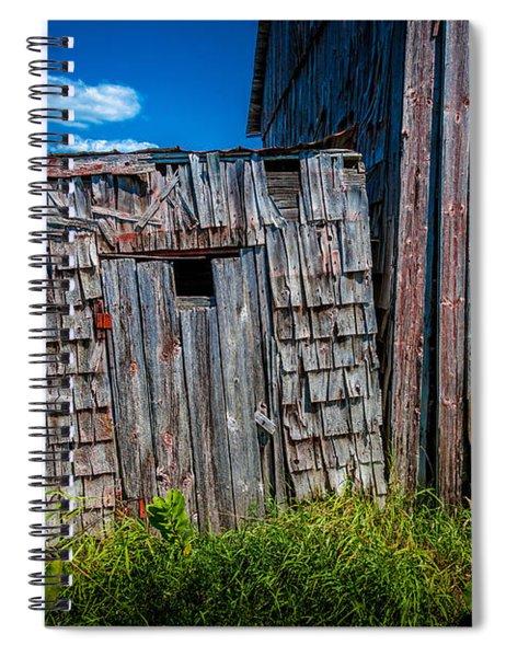 Tiny Privy Spiral Notebook