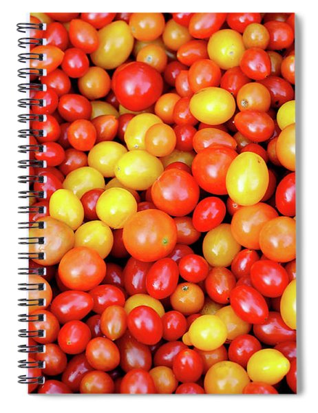 Tiny Tomatoes Spiral Notebook