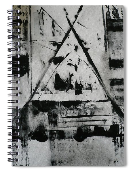 Tipi Dream Spiral Notebook