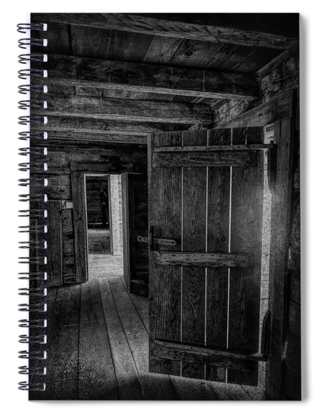 Tipton Cabin Award Winner Spiral Notebook