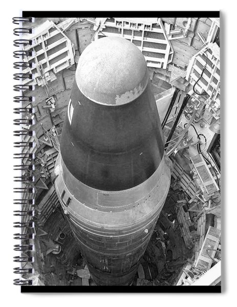 Titan Missile Site Museum Spiral Notebook