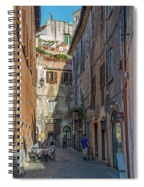 Tivoli To Go Spiral Notebook