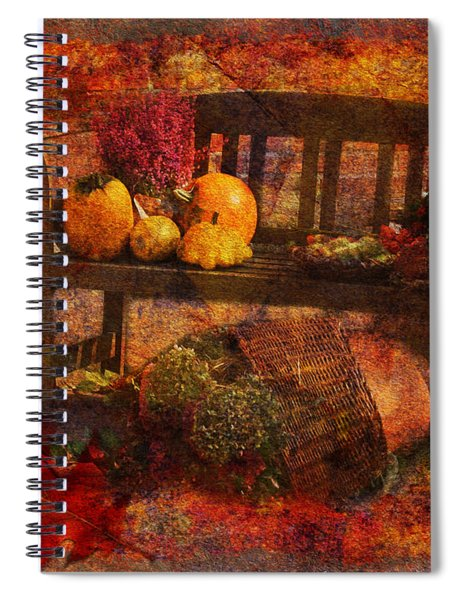 To Everything There Is A Season 2015 Spiral Notebook