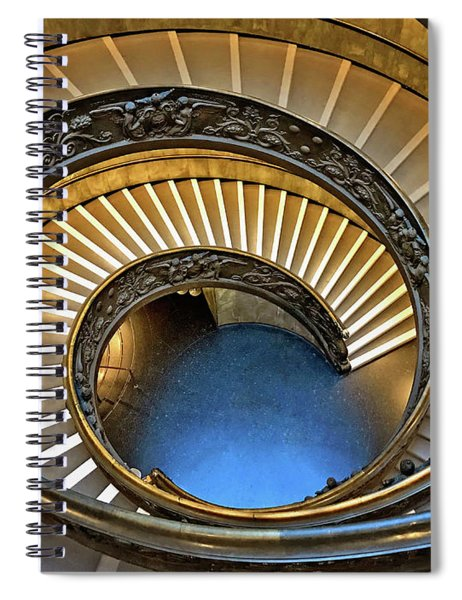 To Infinity Spiral Notebook
