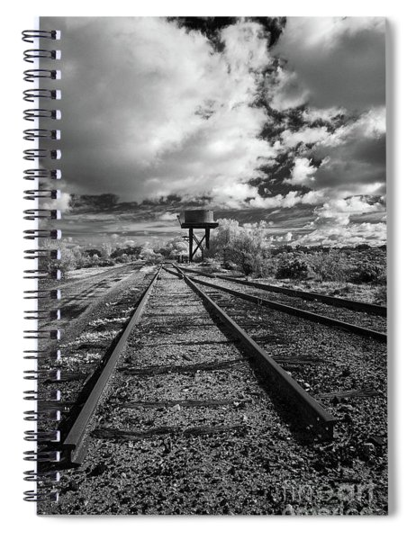To Nowhere Spiral Notebook