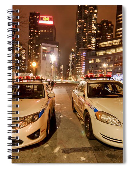 To Serve And Protect Spiral Notebook