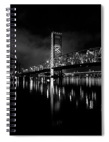 To The Crowne Spiral Notebook