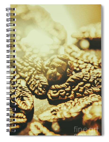 To The Source Of Love Spiral Notebook