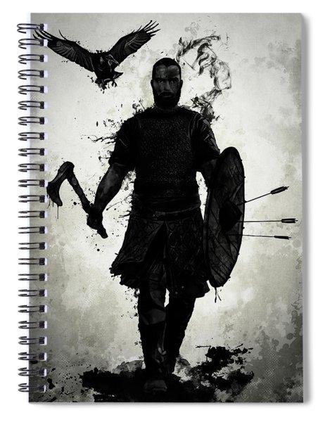 To Valhalla Spiral Notebook