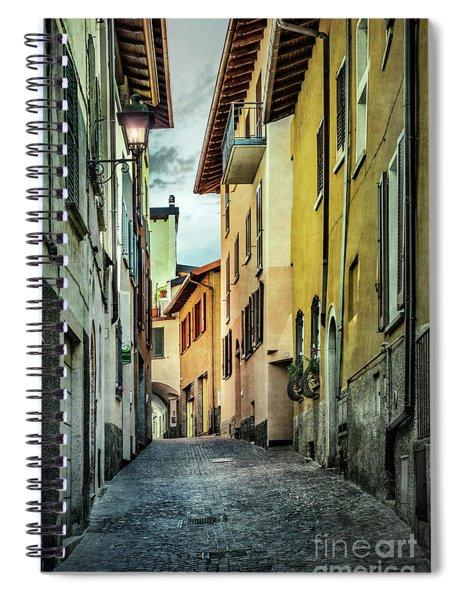 To Walk Alone Spiral Notebook