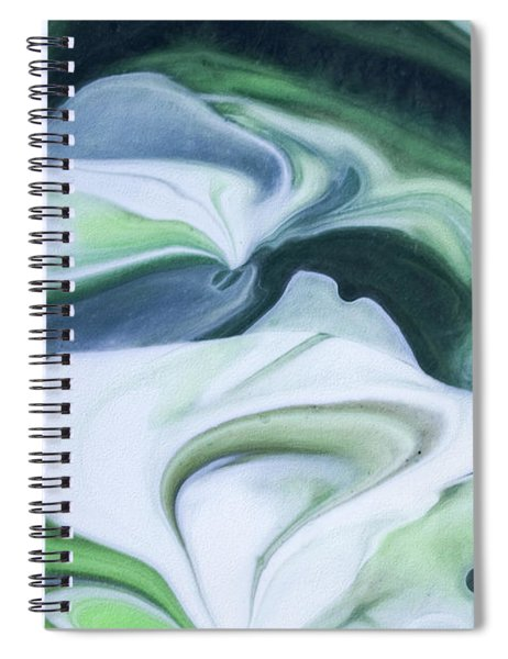 Toady Nite Spiral Notebook