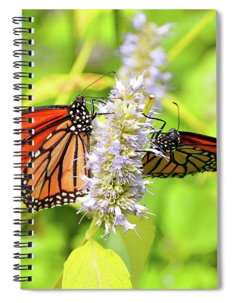 Together We Can Fly So High Spiral Notebook
