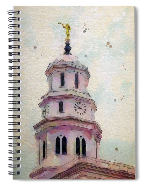 Tollel Maja Spiral Notebook