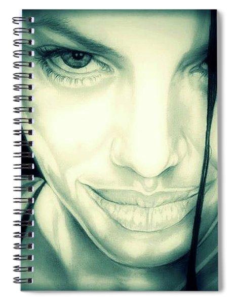 Tomb Raider Spiral Notebook