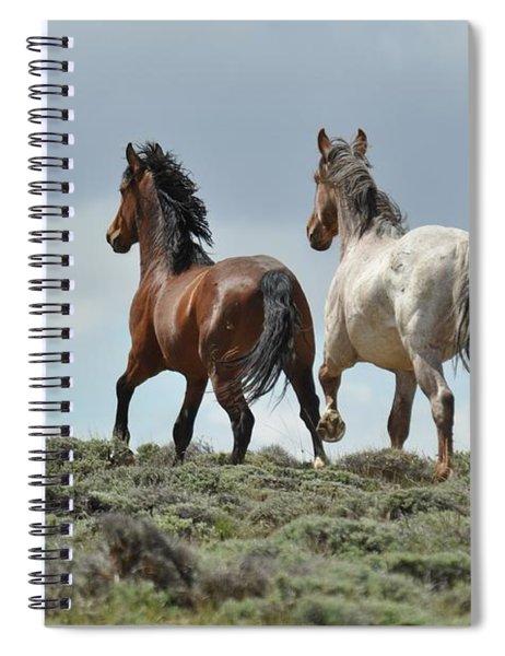 Too Beautiful Spiral Notebook