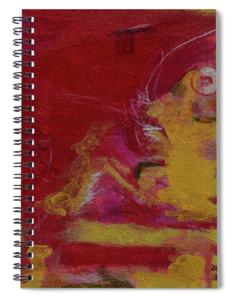Too Hot To Handle Now Spiral Notebook