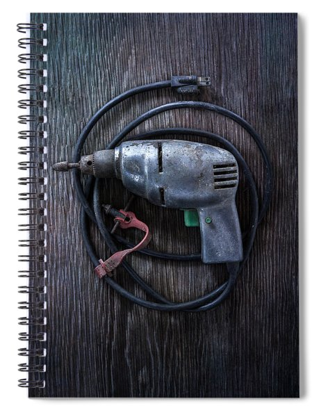 Tools On Wood 29 Spiral Notebook