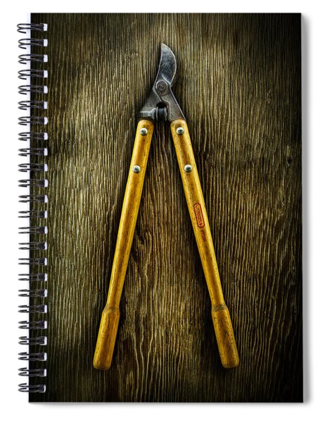 Tools On Wood 34 Spiral Notebook