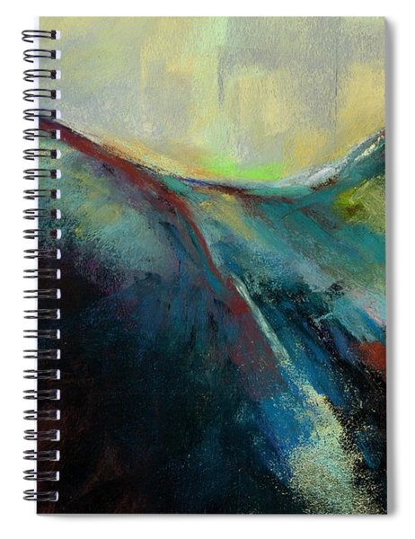 Top Line Spiral Notebook