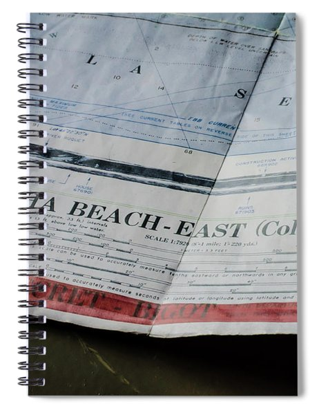 Top Secret - Omaha Beach Spiral Notebook