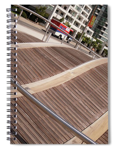 Toronto's Harbourfront Spiral Notebook