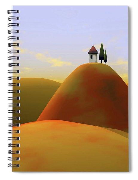 Toscana 2 Spiral Notebook