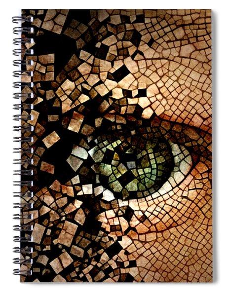 Total Mental Deterioration Spiral Notebook