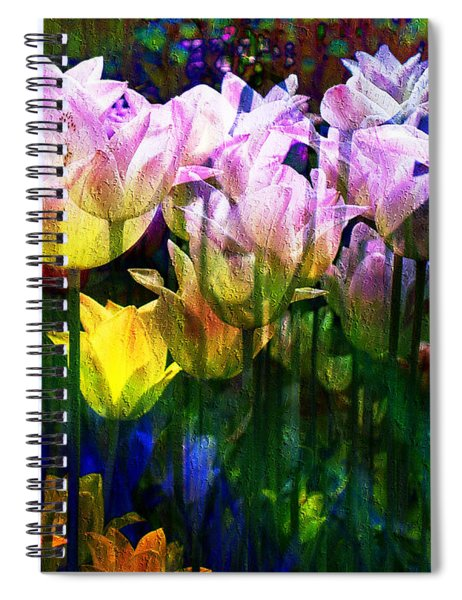 Totally Tulips Spiral Notebook