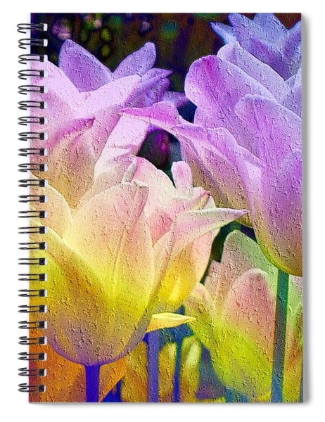 Totally Tulips Two Spiral Notebook