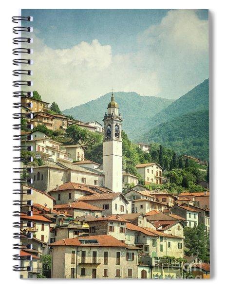 Touching Heaven Spiral Notebook