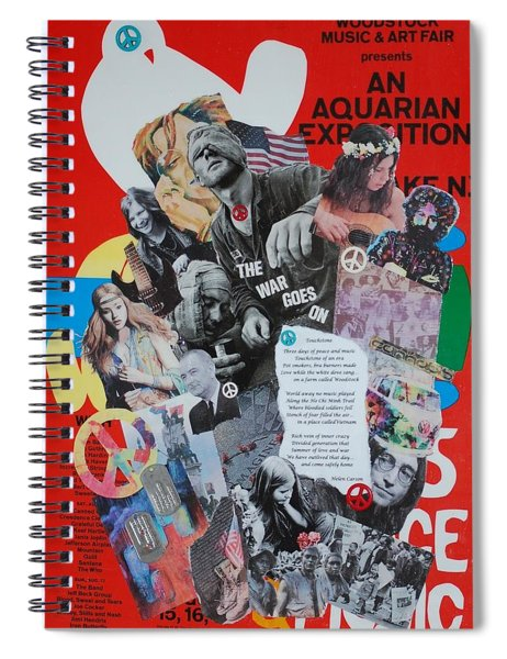 Touchstone Spiral Notebook