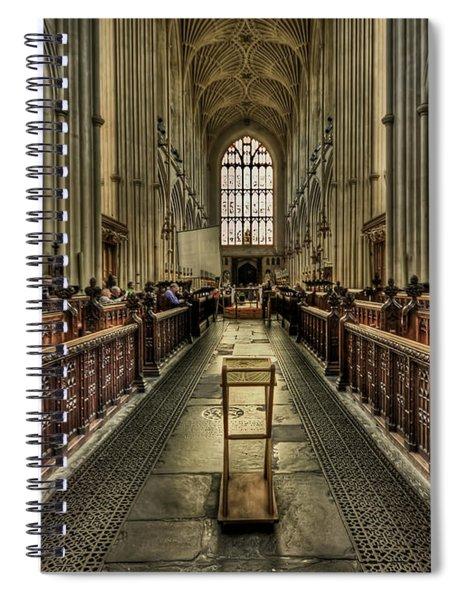Toward Eternity Spiral Notebook