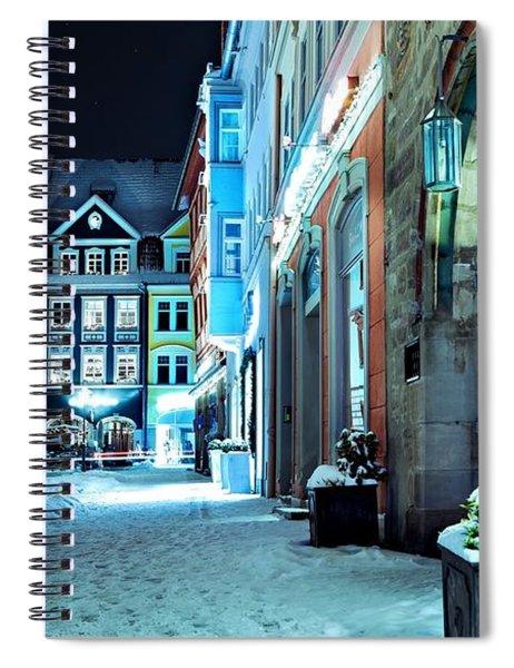 Town Spiral Notebook