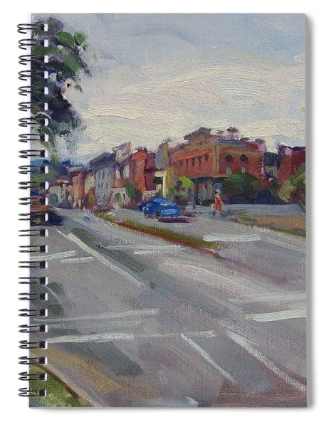 Town Of Canandaigua Ny Spiral Notebook